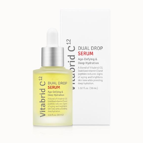 VITABRID C12 Vitamin C Dual Drop Serum